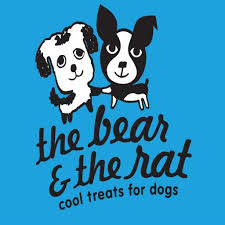 the bear and the rat dog ice cream treats