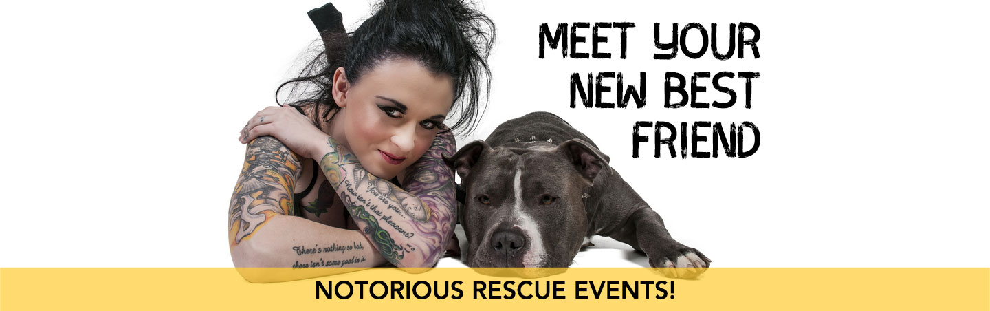 rescue events at Notorious D.O.G,