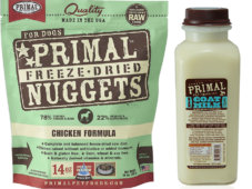 buy primal freeze dried get goat's milk free