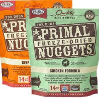 primal freeze dried