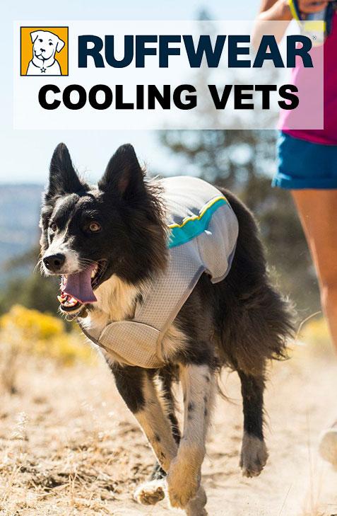 ruffwear cooling vests