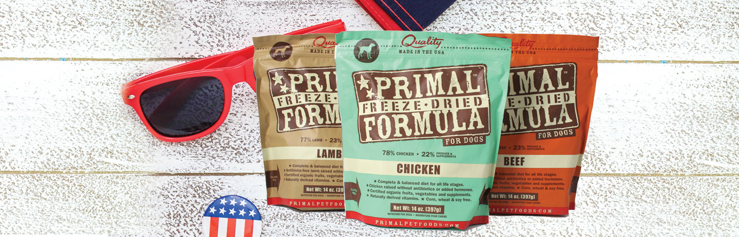 July featured food primal
