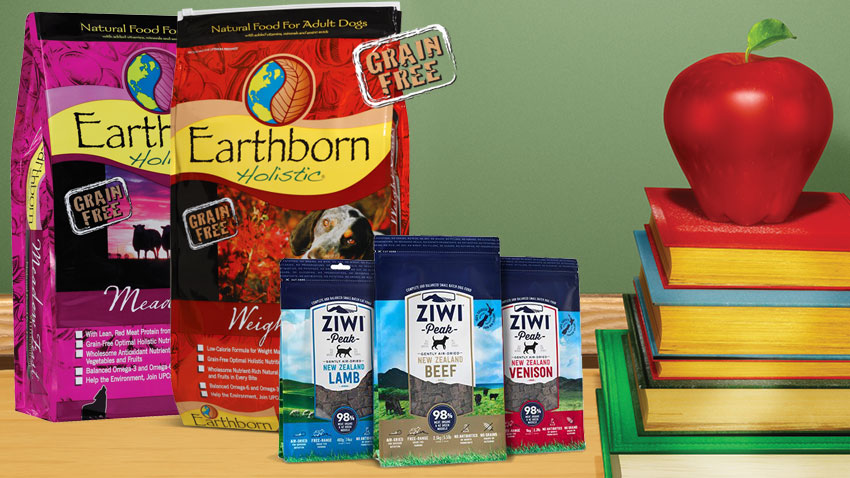 september special earthborn and ziwi